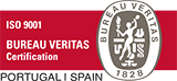 ISO 9001 Certification - Portugal / Spain